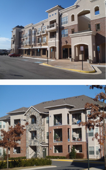The Residences at Moorefield Village